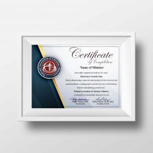 Specialty Certificates